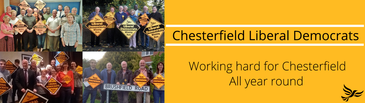 The Chesterfield Liberal Democrats