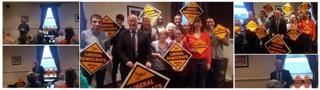 Candidate Members Evening