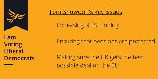 Tom Snowdon GE217