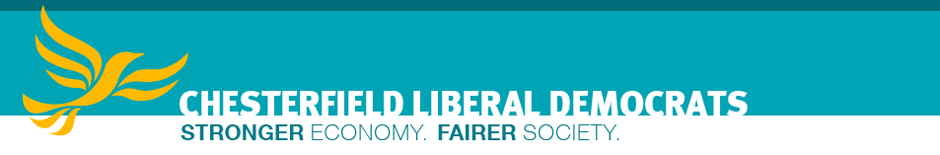 Chesterfield Liberal Democrats - Stronger Economy. Fairer Society.