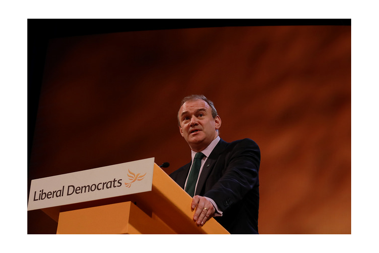 Ed Davey - Conference