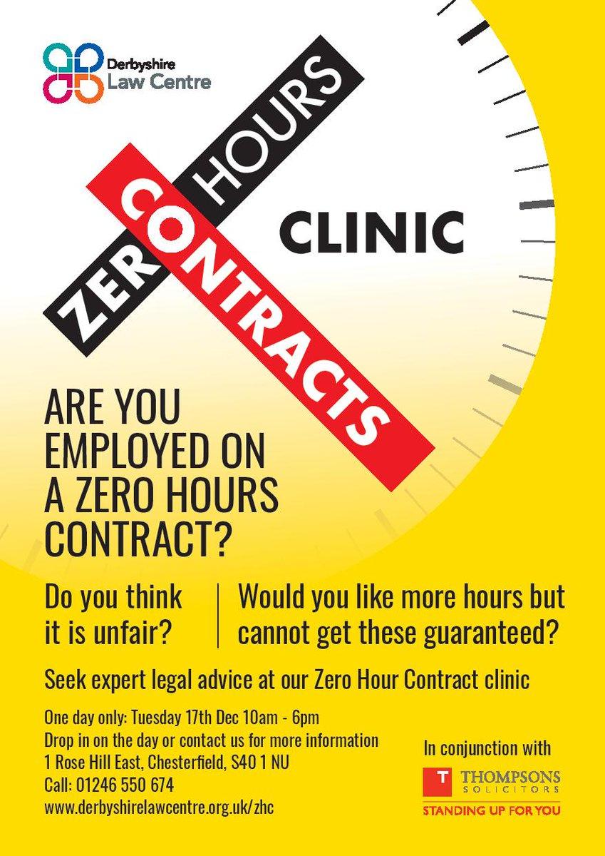 zero hour contract?
